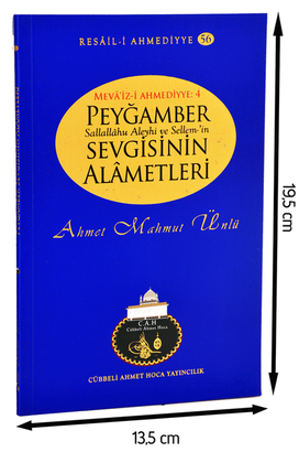 Cübbeli Ahmet Hoca Yayıncılık - Cübbeli Ahmed Hoca Peygamber Sevgisinin Alametleri Kitabı-1153
