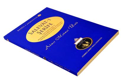 Cübbeli Ahmed Hoca Salavât-ı Şerîfe Kitabı-1181