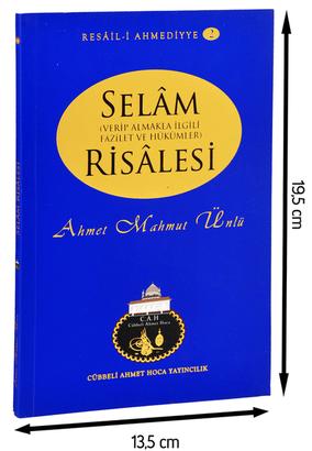 Cübbeli Ahmet Hoca Yayıncılık - Cübbeli Ahmed Hoca Selam Risalesi -1177