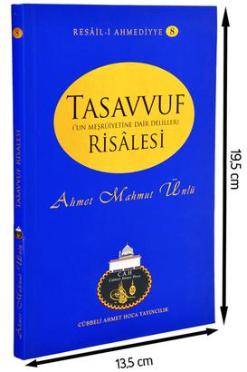 Cübbeli Ahmet Hoca Yayıncılık - Cübbeli Ahmed Hoca Tasavvuf Risalesi -1178