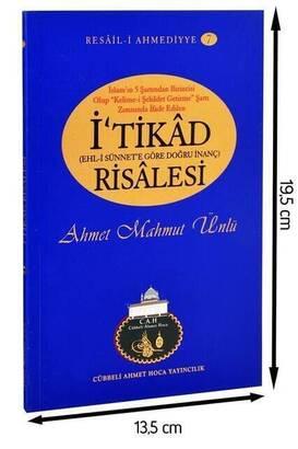 Cübbeli Ahmet Hoca Yayıncılık - Cübbeli Ahmed Hodja Treatise of İtikad-1197