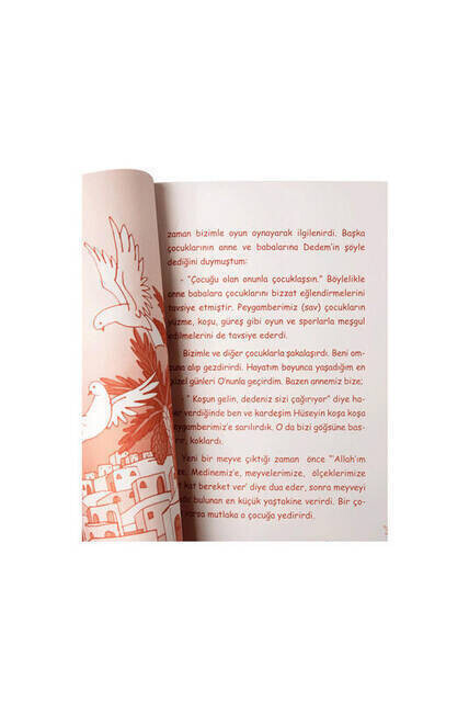 Cute Stories Mavi Lale Publishing Children's Educational Book -1150