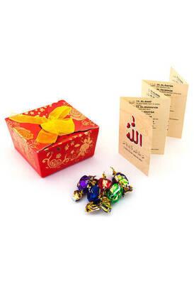 İhvan - Damla Esmaül Hüsna Sugar Cube Mevlidi Nebi Gift