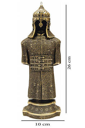 İhvan - Dare Dualı Trinket Armor Mini Yellow
