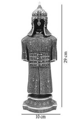 İhvan - Dare Dualı Trinket Armor Small Gray