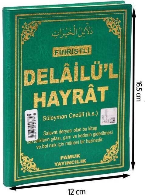 Delailül Hayrat -Fihristli-1365