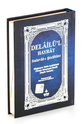 Haktan Yayınları - Delailü'l Hayrat - Salavat-ı Şerifler - Çanta Boy