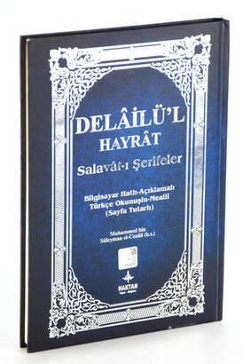 Haktan Yayın Dağıtım - Delailü'l Hayrat - Salavat-ı Şerifler - Orta Boy