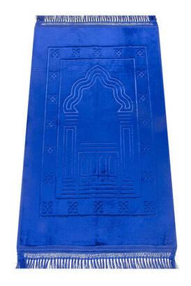 İhvan - Deluxe Soft Seccade - Mavi Renk