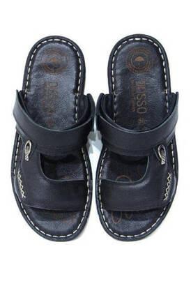 Deri Terlik Sandalet Hac Umre Sandaleti