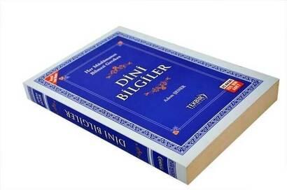 Dini Bilgiler - Karton Kapak-1423