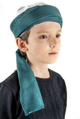 İhvan - Dolama Turban Cloth - Green