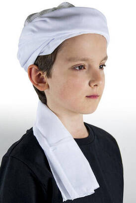 İhvan - Dolama Turban Cloth - White