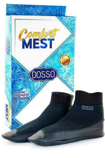 Dosso Comfort Mest - Altı Deri Termal Mest