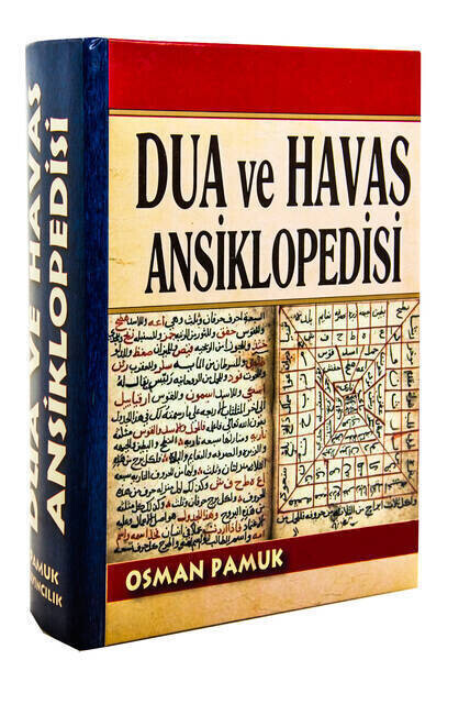 Dua ve Havas Ansiklopedisi - Ciltli-1377