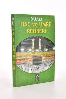 Mercan Kitap - Dua Hajj and Umrah Guide