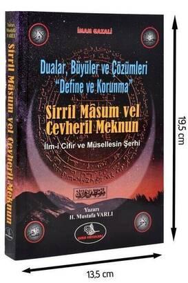 ESMA YAYINEVİ - Dualar Büyüler ve Çözümleri Define ve Koruma-1246