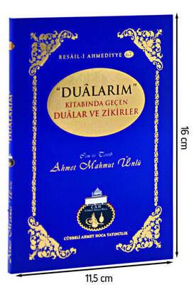 Cübbeli Ahmet Hoca Yayıncılık - Dualarım Kitabında Geçen Dualar Ve Zikirler - Cübbeli Ahmet Hoca-1123