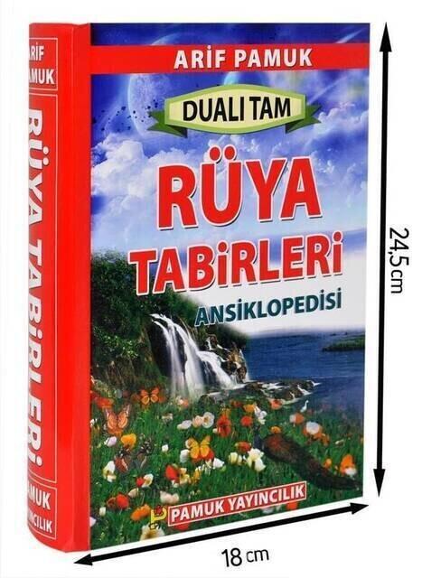 Dualı Tam Rüya Tabirleri Ansiklopedisi 01-1586