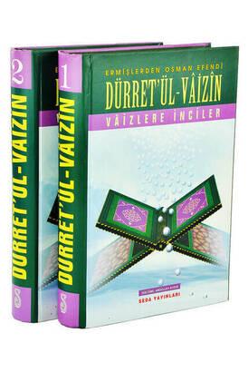 Seda Yayınları - Dürret'ül Vaizin (Vaizlere İnciler)
