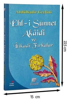 Gelenek Yayıncılık - Ehli Sünnet Akaidi Ve İtikadi Fırkalar-1559