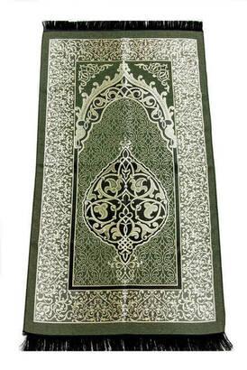 İhvan - Ekonomik Osmanlı Tafta Seccade – 0150 Haki-4115
