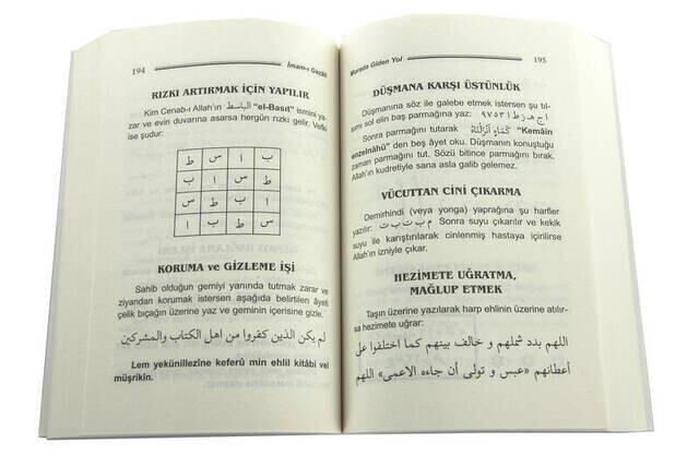 El-Afak Dualar, Tılsmlar, Büyüler ve Çözümleri-1256