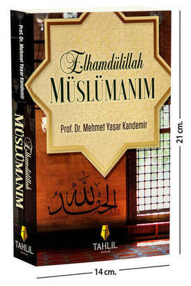Tahlil Yayınları - Elhamdülillah Müslümanım-1853