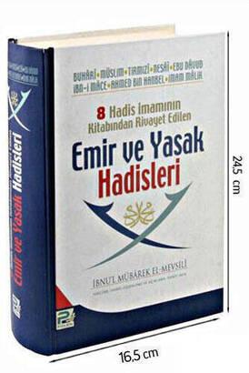 Karınca ve Polen Yayınları - Emir ve Yasak Hadisleri-1496