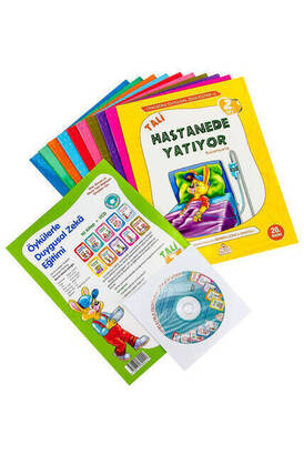Emotional Intelligence Education with Stories Children's Religious Education Kit (10 Books)