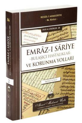 Cübbeli Ahmet Hoca Yayıncılık - Emraz-ı Sariye - Bulaşıcı Hastalıklar ve Korunma Yolları - İkinci Cild