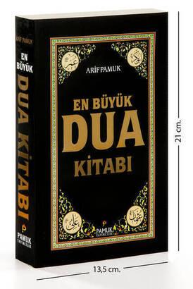 Pamuk Yayınevi - En Büyük Dua Kitabı - Arif Pamuk - 1982