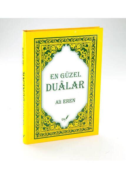 En Güzel Dualar - Ali Eren - Çile Yayınları-1325