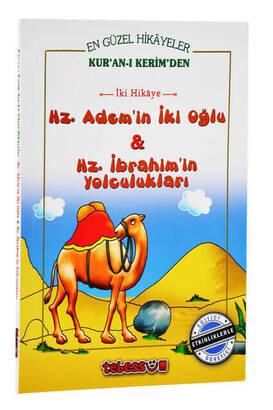 En Güzel Hikayeler Seti (Kuran-ı Kerim'den)-1176