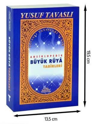 TAVASLI YAYINEVİ - Encyclopedic Grand Dream Interpretations-1583