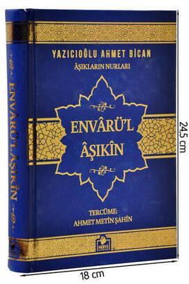 Merve Yayınları - Envarü'l Aşıkın - Aşıkların Nurları - Merve Yayınları-1517