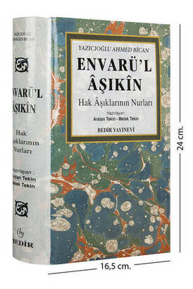 Bedir Yayınevi - Envârü'l - Aşıkîn - Hak Âşıklarının Nurları-1706