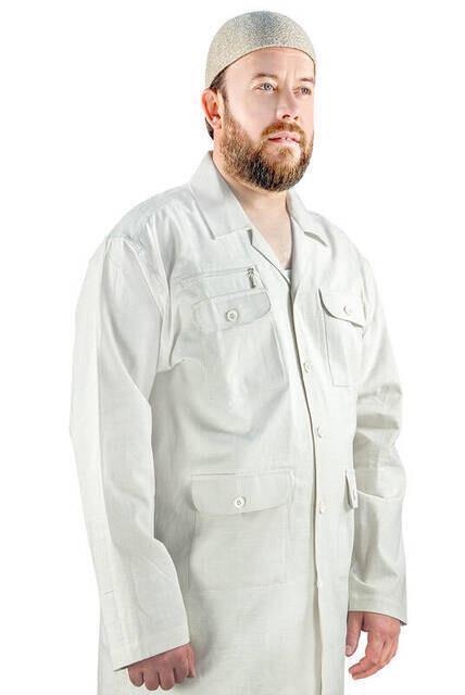Erkek Safari Takım Taş Rengi-1173
