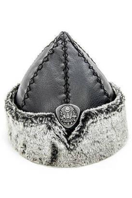 İhvan - Ertuğrul Börk Şapka - Garson Boy 5-8 Yaş - Gri - 2029