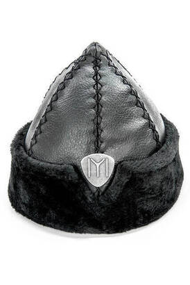 İhvan - Ertuğrul Çocuk Şapkası 2029 Garson Boy - Siyah Renkli 5-8 Yaş