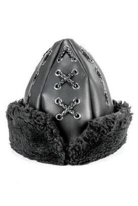 İhvan - Ertuğrul Şapkası 2024 - Siyah Renk