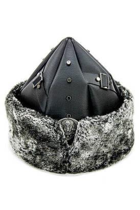 Ertuğrul Şapkası 2025 - Gri Renk