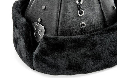 Ertuğrul Şapkası 2031 Börk - Siyah Renk