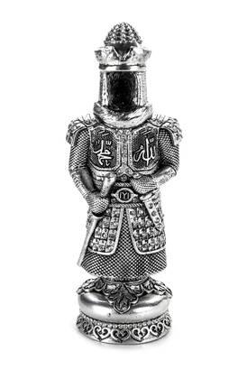 İhvan - Ertuğrul Zırh Biblo Dini Hediyelik Gümüş Renk