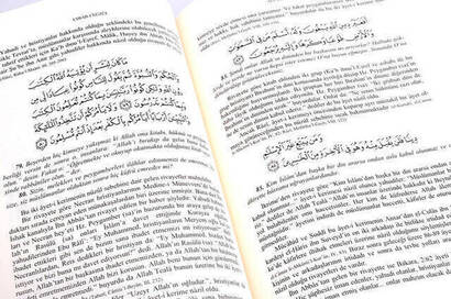 Esbâb-ı Nüzül from Fâtiha to Nâs; The Reasons for the Descent of the Qur'anic Verses From Al-Fatiha to Nâs Asbâb-ı Nüzül The Reasons for the Descent of Verses of the Qur'an
