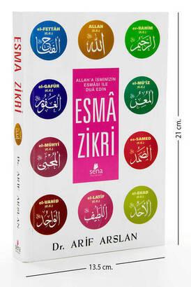 SENA YAYINLARI - Esma Zikri-1286