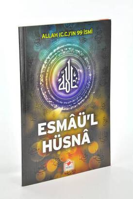 Merve Yayınevi - Esmaül Hüsna - Merve Yayınları