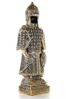 İhvan - Esmaül Hüsna'lı Biblo Zırh Orta- Altın