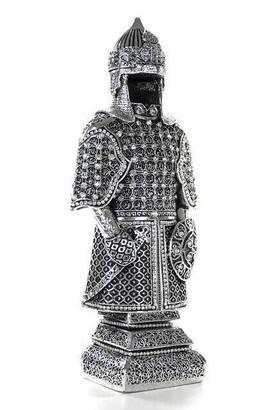 İhvan - Esmaül Hüsna'lı Biblo Zırh Orta- Gümüş