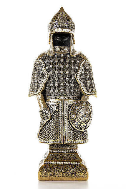 Esmaül Hüsna Trinket Armor Medium- Gold